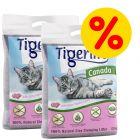 Tigerino Canada Style -säästöpakkaus: 2 x 12 kg