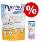 Tigerino Crystals alom + Tigerino Deodoriser szagtalanító