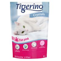 Tigerino Crystals Fun arena absorbente de colores