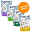 Tigerino Crystals Nisip pentru pisici 6 x 5 l la preț special!