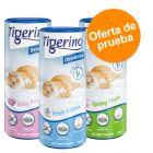 Tigerino desodorante para arena - Pack de prueba