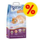 Tigerino Nuggies 14 l arena aglomerante para gatos