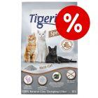 Tigerino Special Care наполнитель 12 л по специальной цене!