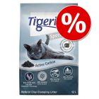 Tigerino Special Care - Active Carbon macskaalom rendkívüli árengedménnyel!
