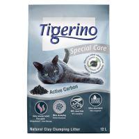 Tigerino Special Care Katzenstreu - Active Carbon