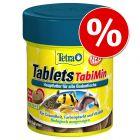 Tijdelijk extra voordelig! 120 stuks Tetra Tablets TabiMin Voertabletten