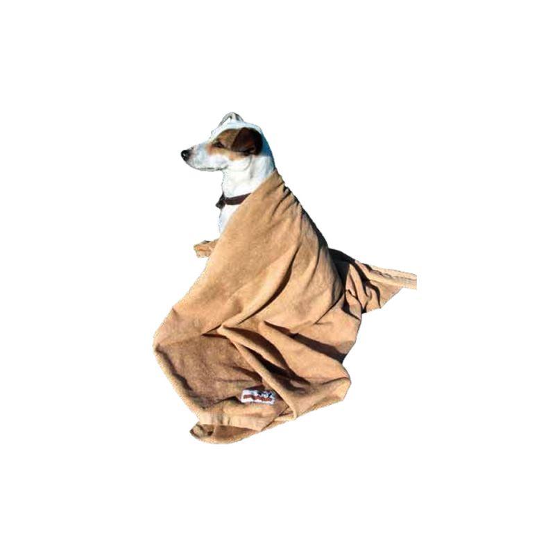 Toalla de microfibra SnuggleSafe para mascotas