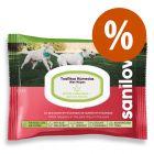 Toallitas higiénicas Sanilove para mascotas 40 unidades ¡por solo 3 €!