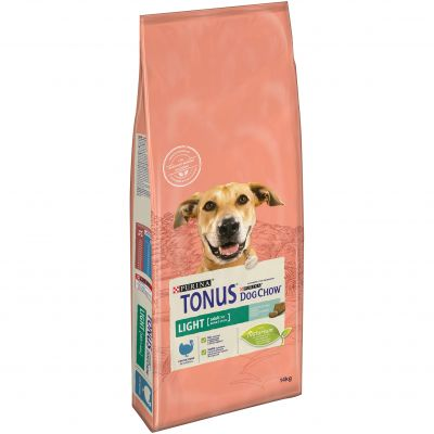 Tonus Dog Chow Adult Light Tacchino