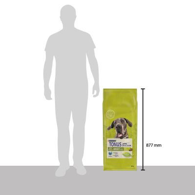 Tonus Dog Chow Large Breed Tacchino