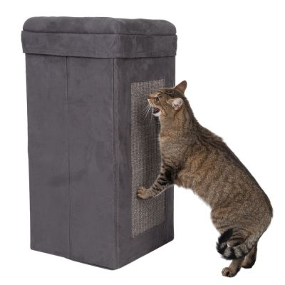 Tour à griffer pliable Soft'n Scratchy pour chat