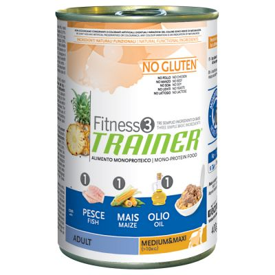 Trainer Fitness 3 Medium/Maxi 1 x 400 g