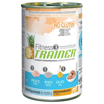 Trainer Fitness 3 Medium/Maxi 6 x 400 g