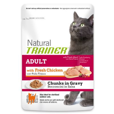 Trainer Natural Adult con Pollo Fresco