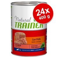 Trainer Natural Adult Medium/Maxi 24 x 400 g
