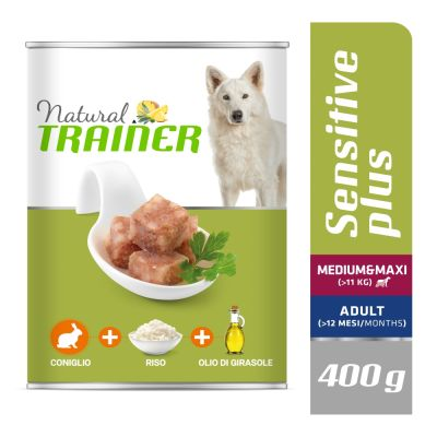 Trainer Natural Sensitive Plus Adult 12 x 400 g