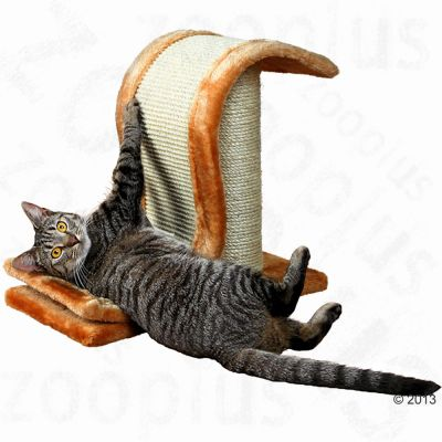 Trixie Inca Scratch Wave with Scratching Post