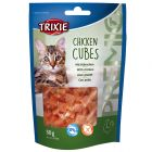 Trixie Premio Chicken Cubes de pollo para gatos