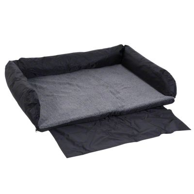 Trixie Car Dog Bed with Bumper Cover