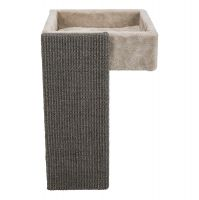 Trixie Cat Bed for Shelves with Scratching Board