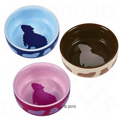 Trixie Ceramic Food Bowl for Small Pets
