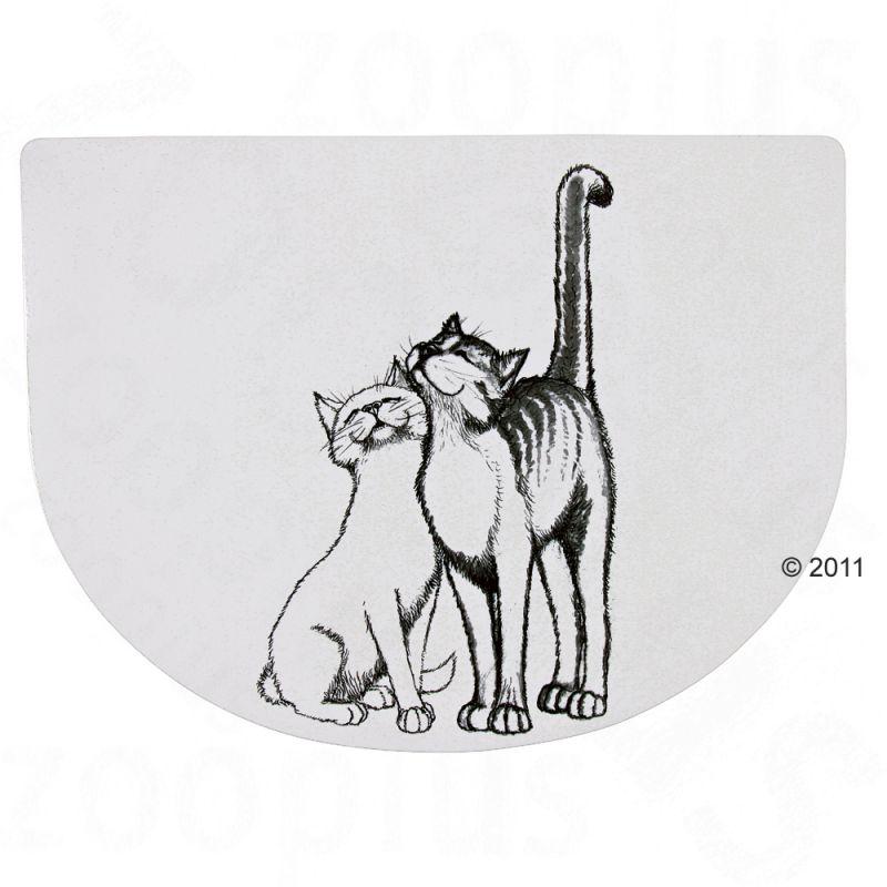 Trixie Cuddle Cats underlägg