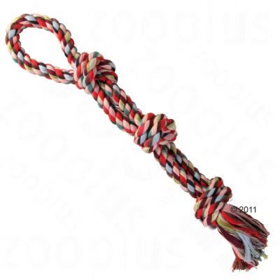Trixie Denta Fun Play Rope with Loop