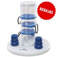 Trixie Dog Activity Gambling Tower juego de inteligencia