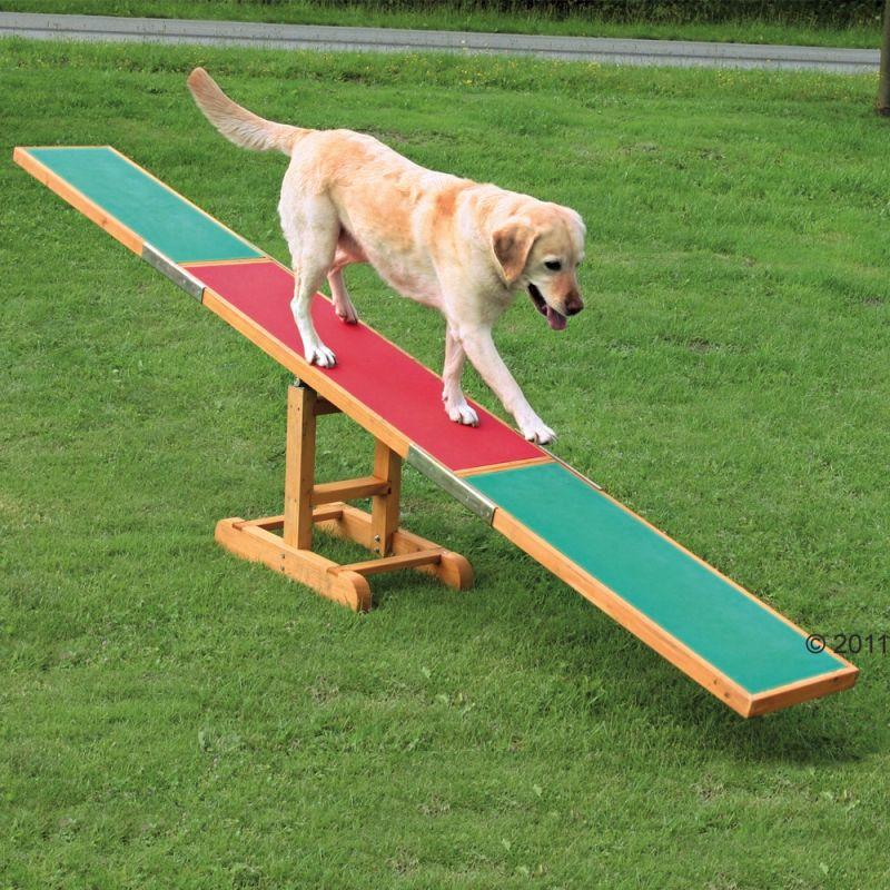 Trixie Dog Agility Seesaw
