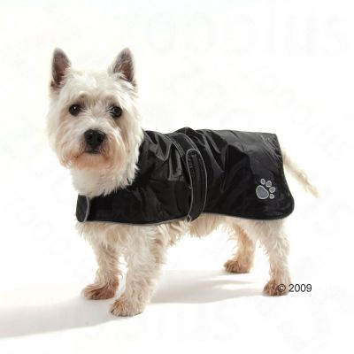 Trixie Dog Jacket Tcoat Orléans - Black