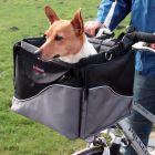 Trixie Friends on Tour de Luxe Bike Basket
