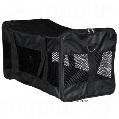 Trixie Friends on Tour Ryan Pet Carrier - Black