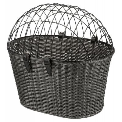 Trixie Front-Mounted Bicycle Basket
