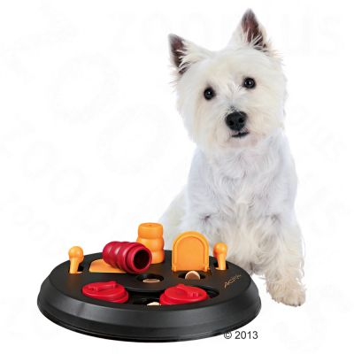 Trixie Hundespielzeug Dog Activity Flip Board