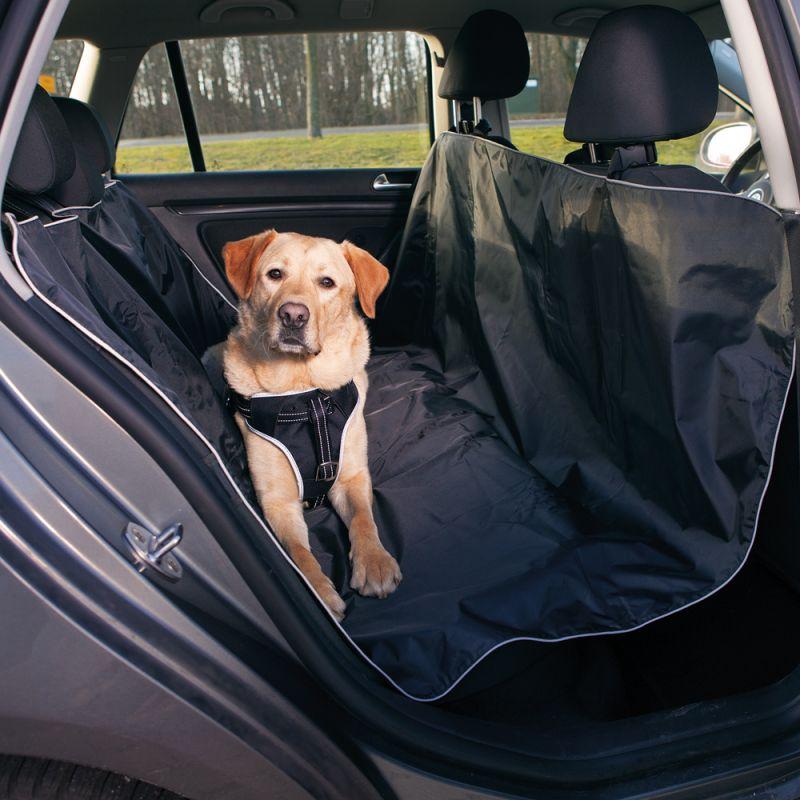 Trixie hundetæppe til bilen