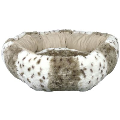 Trixie Leika Plush Dog Bed