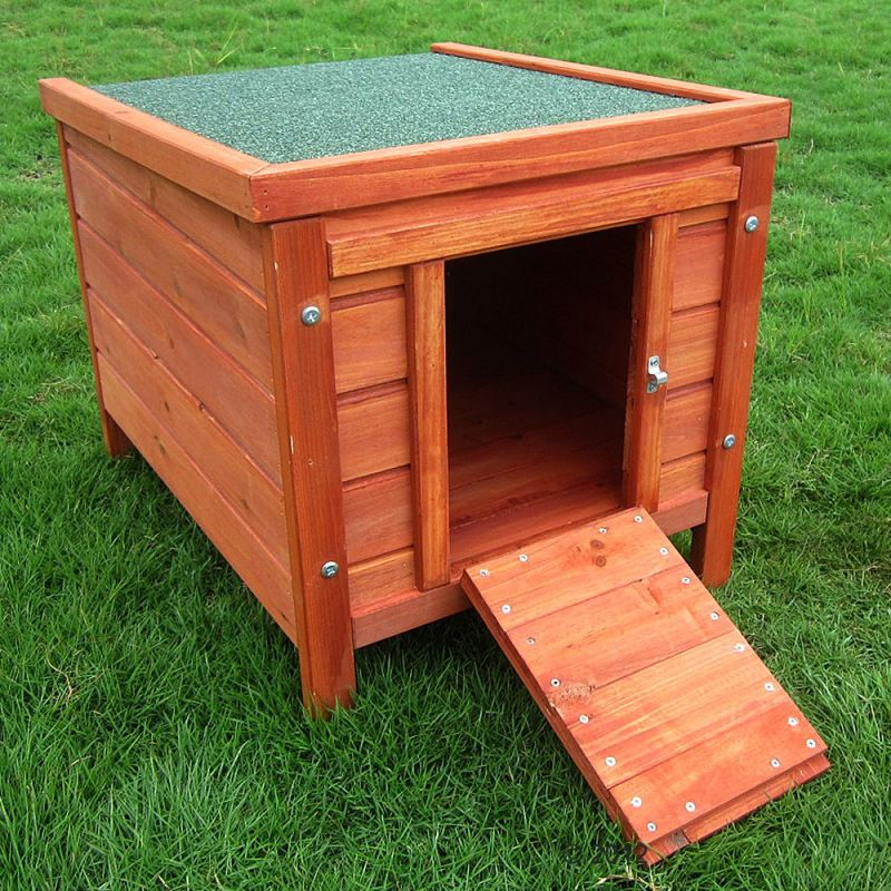 Trixie Natura Small Pet House Free P P On Orders 39 At Zooplus