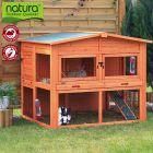 Trixie Natura XL kaninbur med utegård