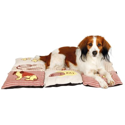 Trixie Patchwork Quilted Dog Blanket