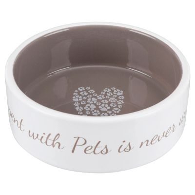 Trixie Pet's Home Ceramic Bowl