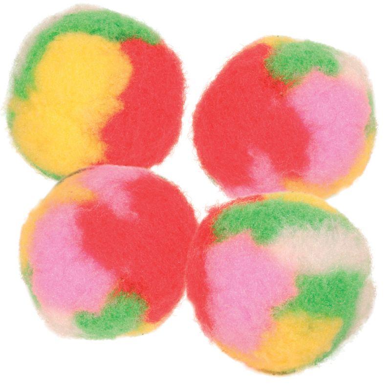 Trixie Pompom Balls