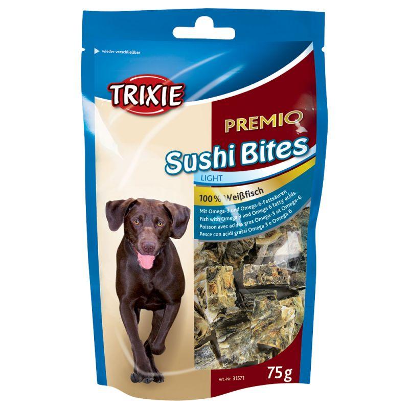 Trixie Premio Sushi Bites Light snack de pescado para perros