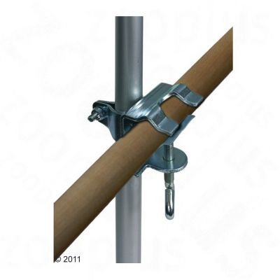 Trixie Railing Clamp & Telescoping Rod