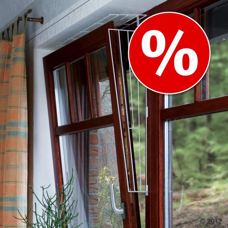 Trixie rede de proteção para janelas basculantes - Branco
