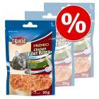 Trixie Snacks -säästöpakkaus 3 x 50 g