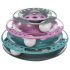 Trixie torre de colores juguete para gatos