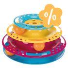 Trixie torre de colores juguete para gatos ¡en oferta!