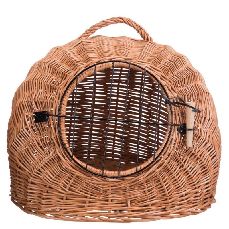 Trixie Wicker Cat Basket