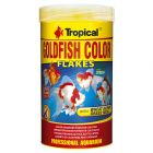 Tropical Goldfish Color Flakes pour poisson