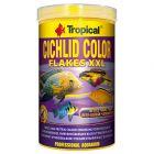 Tropical Cichlid Color Flakes XXL pour poisson